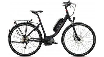 Diamant Ubari Deluxe+ T 500Wh 28 E-Bike Komplettbike Damen-Rad tiefschwarz Mod. 2017