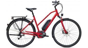 Diamant Ubari Super Deluxe+ G 28 E-Bike Komplettbike Damen-Rad indischrot metallic Mod. 2017