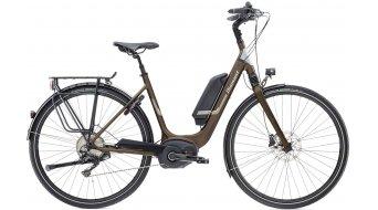Diamant Zagora+ T 28 E-Bike Komplettbike Damen-Rad umbra metallic Mod. 2017