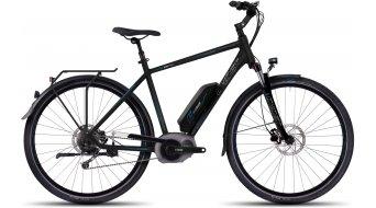 Ghost Andasol Trekking 4 E-Bike Komplettbike Gr. M black/blue/gray Mod. 2016