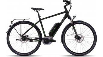 Ghost Andasol Trekking 5 E-Bike Komplettbike Gr. S black/green/gray Mod. 2016
