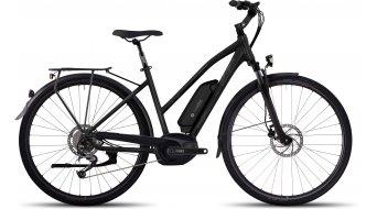 Ghost Andasol Trekking 2 AL E-Bike Komplettrad Damen-Rad black/micro chip gray/titanium gray Mod. 2017