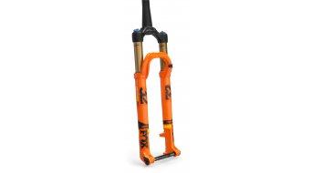 FOX 32 Float Step Cast Remote-Adjust FIT4 Factory 27.5 Boost Federgabel 100mm 1.5 Tapered Kabolt 15x110mm shiny orange//black/yellow Logo Mod. 2017