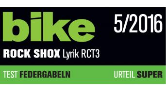Rock Shox Lyrik RCT3 Solo Air 27,5+/29 Federgabel 160mm Tapered Boost 15x110mm Maxle Ultimate (51mm offset) schwarz Mod. 2016