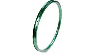 DMR DeeVee Felge 24 32 Loch grün für Disc und V-Brake geeignet