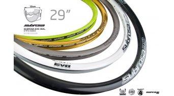 Spank Subrosa EVO 30AL Disc Felge 29 32H white