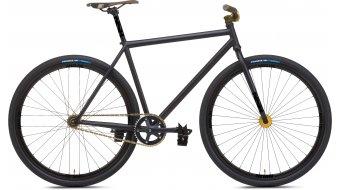 NS Bikes Analog SSP / Tough Commuter Komplettbike Gr. L black Mod. 2017