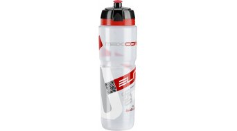 Elite Corsa Trinkflasche 1000ml clear/rot