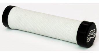 Renthal Lock-on Griffe 130mm Comfort-Grip weiß