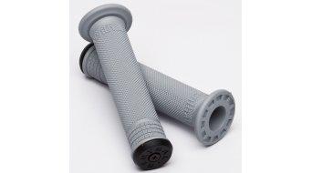 Renthal Push On Griff 135mm soft-grip grau