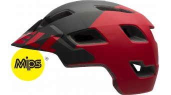 Bell Stoker MIPS Helm MTB-Helm Gr. S (52-56cm) black/red aggression Mod. 2016