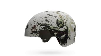 Bell Segment Jr. Helm Kinder-Helm Star Wars Boba Fett Limited Edition