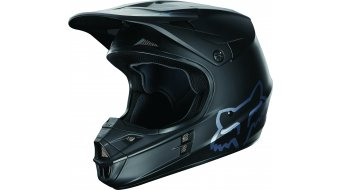 Fox V1 Matte Helm Herren MX-Helm matte black