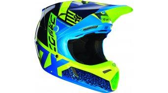 Fox V3 Divizion MIPS Helm Kinder MX-Helm