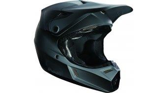 Fox V3 Matte Black MIPS Helm Kinder MX-Helm matte black