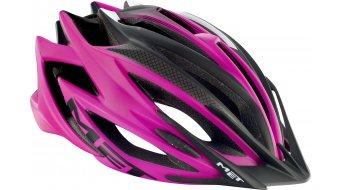 Met Veleno Helm Cross Country MTB-Helm Gr. L (58-61cm) matt pink