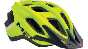 Met Funandgo Helm Aktive-Helm S (52-57cm) matt safety yellow/black - VORFÜHRTEIL ohne Originalverpackung
