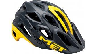 Met Lupo Helm All Mountain MTB-Helm M (54-58cm) black/yellow - VORFÜHRTEIL ohne Originalverpackung