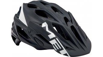 Met Parabellum Helm All Mountain MTB-Helm M (54-58cm) black/white - VORFÜHRTEIL ohne Originalverpackung