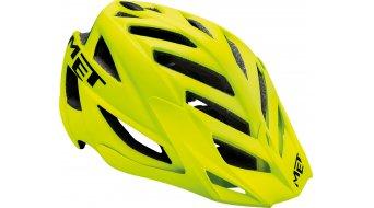 Met Terra Helm All Mountain MTB-Helm 54-61cm matt yellow fluo/black - VORFÜHRTEIL ohne Originalverpackung