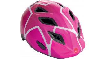Met Elfo Helm Kinder-Helm 46-53cm pink stars - VORFÜHRTEIL ohne Originalverpackung