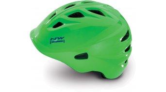 Northwave Wake MTB Helm Kinder-Helm Gr. S/M (47/50cm) green fluo