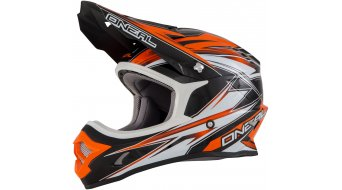 ONeal 3Series Hurricane Helm MX-Helm orange Mod. 2016