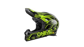 ONeal Fury RL MIPS DH-Helm black/yellow Mod. 2017