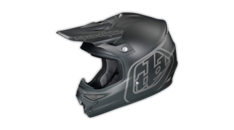 Troy Lee Designs AIR Helm MX-Helm Gr. L (58-59cm) midnight 2 black Mod. 2017