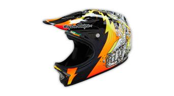 Troy Lee Designs D2 Helm Fullface-Helm M/L (56-59cm) Mod. 2016 - VORFÜHRTEIL