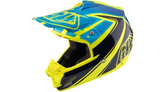 Troy Lee Designs SE3 Helm MX-Helm Mod. 2017