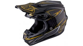 Troy Lee Designs SE4 MIPS Carbon Helm MX-Helm S (55-56cm) Mod. 2017