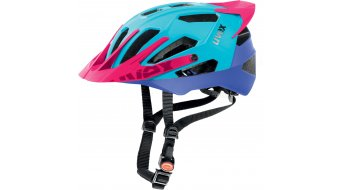 Uvex Quatro Pro MTB Helm Gr. 56-61cm cyan/pink mat