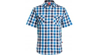 Bontrager Boardwalk Hemd kurzarm Herren-Hemd (US) blue/navy