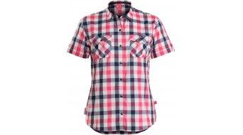 Bontrager Path Woven Hemd kurzarm Damen-Hemd (US) pink/navy