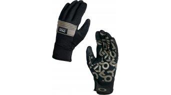 Oakley Factory Spring Handschuhe lang jet black