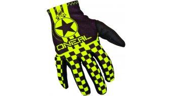 ONeal Matrix Wingman Handschuhe lang Kinder-Handschuhe schwarz/neon gelb Mod. 2017