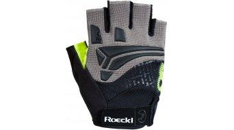 Roeckl Inobe Funktion Handschuhe kurz Gr. 10.5 schwarz/gelb - Ausstellungsstück