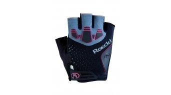 Roeckl Indal Funktion Handschuhe kurz Gr. 7.5 schwarz/grau