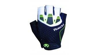 Roeckl Indal Funktion Handschuhe kurz Gr. 7.5 schwarz/weiß
