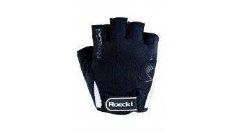 Roeckl Badia Performance Handschuhe kurz Gr. 6.5 schwarz/weiß