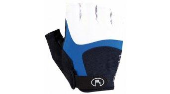 Roeckl Badi Performance Handschuhe kurz Gr. 8,5 schwarz/blau - Ausstellungsstück
