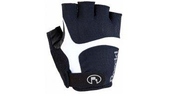 Roeckl Badi Performance Handschuhe kurz Gr. 6,5 schwarz/weiß - Ausstellungsstück