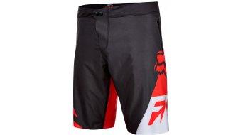 Fox Livewire Hose kurz Herren-Hose Shorts (Comp-Sitzpolster) red/black