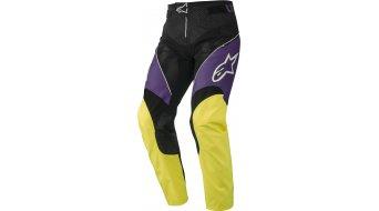 Alpinestars A-Line 2 Hose lang Herren-Hose Pants (ohne Sitzpolster) purple/acid yellow
