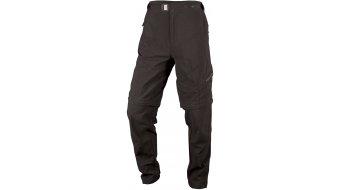 Endura Hummvee Hose lang Herren-Hose MTB Zip-Off Trouser (ohne Sitzpolster) black