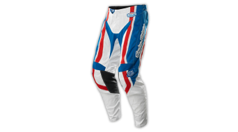 Troy Lee Designs GP Factory Hose lang MX-Hose Pant Gr. 36 blue Mod. 2015 - VORFÜHRTEIL (Verschmutzt - Waschbar)