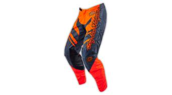 Troy Lee Designs GP Hose lang MX-Hose Gr. 32 flexion orange/gray Mod. 2016