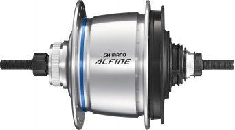 Shimano Alfine Di2 SG-S505 Disc Getriebenabe 8-Gang 32 Loch Centerlock silber