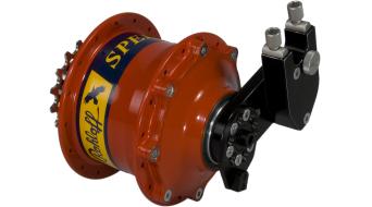 Rohloff Speedhub 500/14 Nabe CC EX OEM 32H rot
